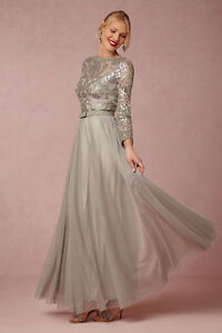 Tadashi Shoji evening gown, new with tags. retails for 600