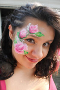Awesome Face Painting by Pro Face Painter