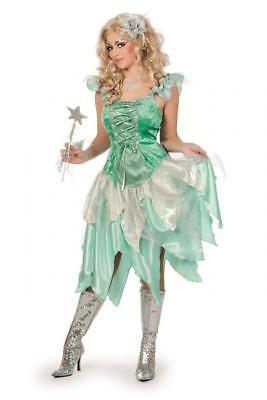 Feen Fee Elfe Tinkerbell Kostüm Kleid Elfen Damen Waldfee Schmetterling (Tinkerbell Kostüme Damen)