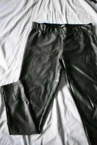 Medium Dynamite Faux Leather Pants