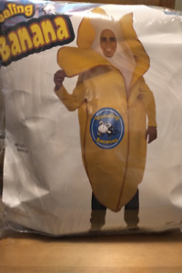 Halloween Costume - Banana - Adult - Men- One size fits most