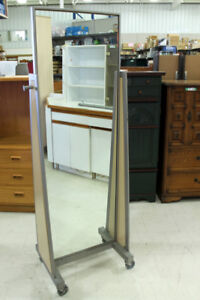 Double Sided rolling mirrors @ Habitat ReStore in Cobourg