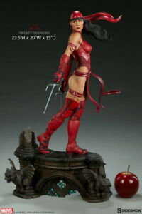 PREORDER! Elektra Premium Format Statue by Sideshow Collectibles