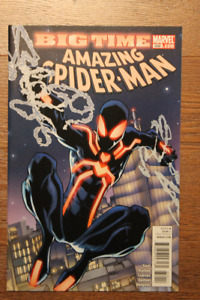 Amazing Spider-Man #650 1st Print Stealth Suit MOVIE