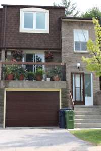 Beautiful 3 Bdrm Townhouse for Lease at McCowan & Finch