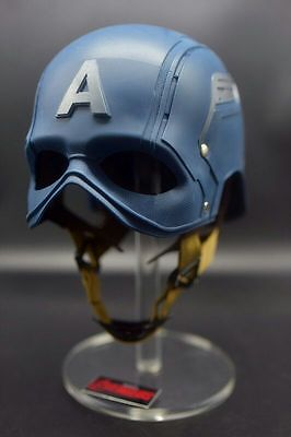1:1 The Avengers Captain america Civil War Helm Helmet Maske Mask cosplay Kostüm (The Avengers Captain America Kostüme)