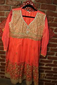 Beautiful Shalwar Indian Dress
