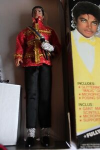 1984 Michael Jackson Figure & Box (VIEW OTHER ADS)