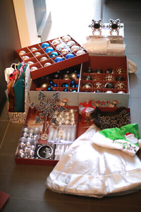 Start planning for the holidays. Christmas/holiday decor/ornamen