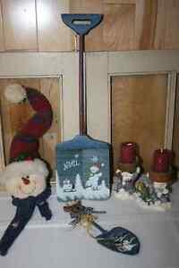 C.  Snowman Theme Decorations-Christmas-See photos Belleville Belleville Area image 4