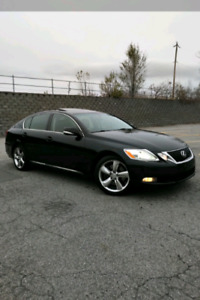 LEXUS GS460 V8 2008 (!!! SHOWROOM, 1 SEUL PROPRIETAIRE !!!)