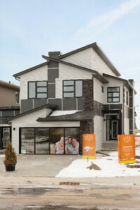MODERN BRAND NEW ATTATCHED GARAGE HOME IN SPRUCE GROVE