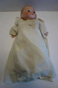 "Antique Porcelain Doll by Armand Marseille ""Infant Baby"""