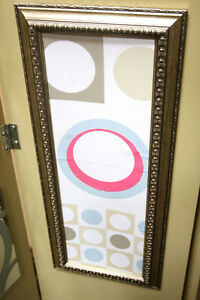 Super Awesome Room Divider and Chalkboard combo!! SEE VIDEO