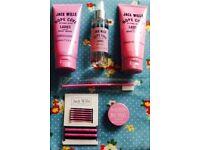 Brand New Jack Wills Overnight Tote / Shopper / Canvas / Bag / Gift Set