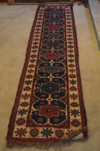 Beautiful hand-knotted runners (SALE)