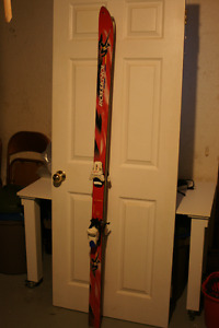 Rossignol SVA downhill skis - 185cm with Tyrolia 650 bindings