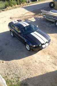 2007 Ford Mustang GT Grey with silver stripes Coupe (2 door)