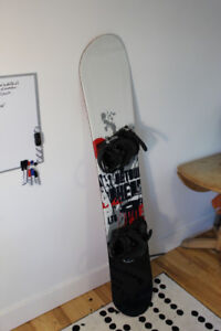 LTD Snowboard w/ Kemper Boots included