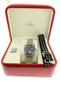 OMEGA SEAMASTER PROFESSIONAL STAINLESS STEEL AUTOMATIC MID-SIZE