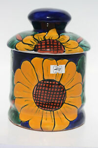 Mexican ceramic jar with lid Kingston Kingston Area image 1