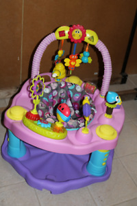 Evenflo Exersaucer Double Fun pink/purple bumbly