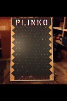 Plinko / Stag & Doe / Fundraiser / Prizes