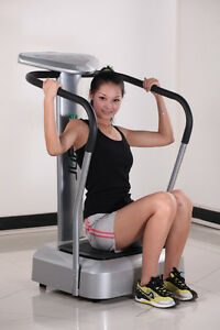 CRAZY FIT MASSAGE WORK OUT EXERCISE MACHINE STATE OF THE ART ! Cambridge Kitchener Area image 3