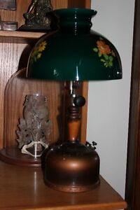 1934 COLEMAN Double Burner Gas Lamp (VIEW OTHER ADS)