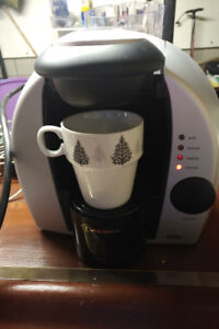 Cleaning Out the Office - Tassimo Coffee Maker