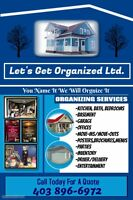 Organizing Company for Hire