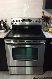 Maytag, Stainless Steel Stove