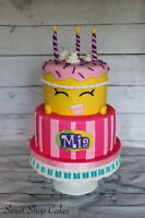 Custom Cakes For All Occasions!