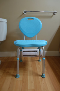 Bath Chair.  Barely used and in excellent condition.