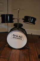 Kids drum set - First Act Discovery