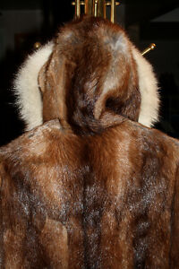 Hand Crafted Eskimo Fur Coat Cornwall Ontario image 3
