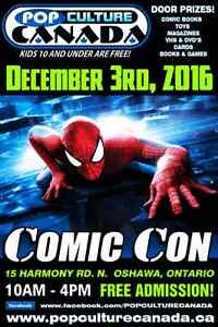 Toys and Comics for say at the Oshawa Comic Con. December 3rd. Belleville Belleville Area image 1