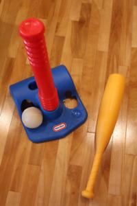 Baseball (Tee-ball) Little Tikes