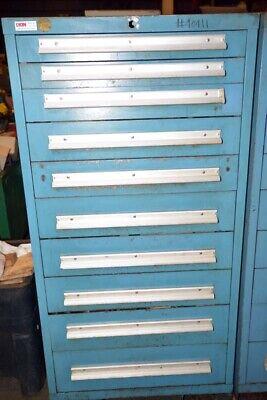 Lyon 10 Drawer Cabinet Inv.40411
