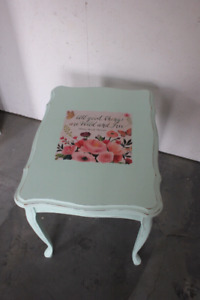 Shabby Chic End Tables