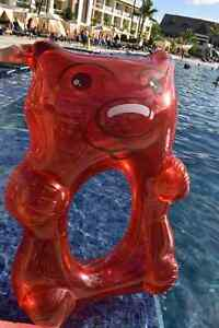 Inflatable Giant Gummy Bear, Inflatable Balls and Float Ring