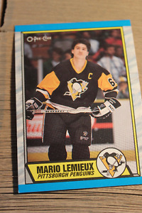 1989-90 O-Pee-Chee Hockey Card Set 1-330 (VIEW OTHER ADS)