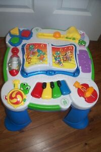 Baby Toy Table