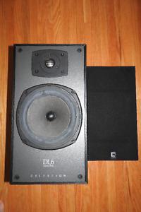 1 only single- CELESTION DL6 Series Two, large bookshelf speaker