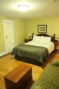 Furnished Studio Apartment Available - All Inclusive