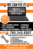 Computer Repair, Small Business Support & Home Networking
