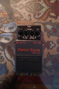 Bozz Metal Zone MT - 2