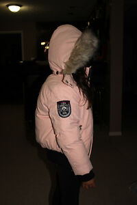 Storm Mountain Girls Winter Coat Kitchener / Waterloo Kitchener Area image 1