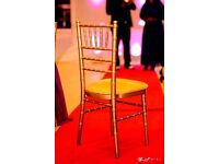 Chiavari Wedding Banquet Event Chair Hire Rental