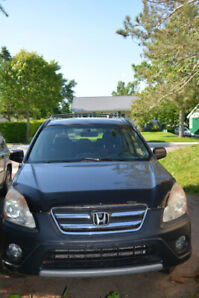 2006 Honda CRV for parts or repair